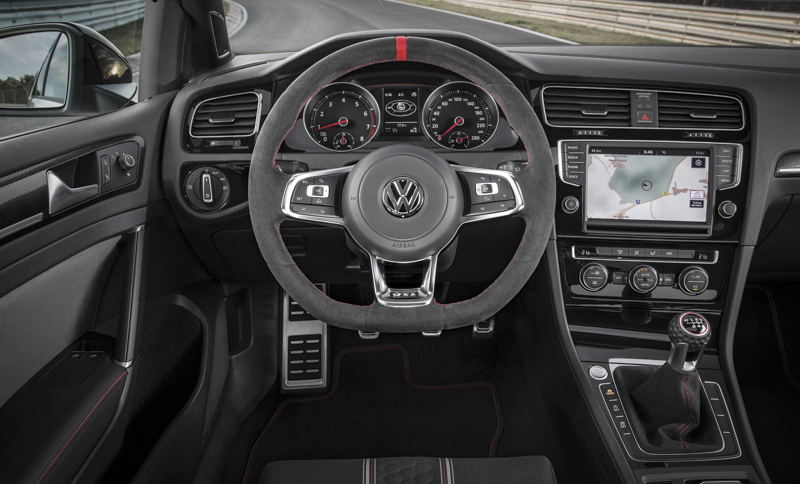 VW Golf GTI Clubsport S Investment Car-6