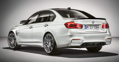 BMW Celebrates: M3 30 Jahre Limited Edition