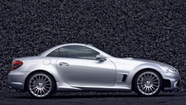 Mercedes-Benz SLK 55 AMG Buyers Guide