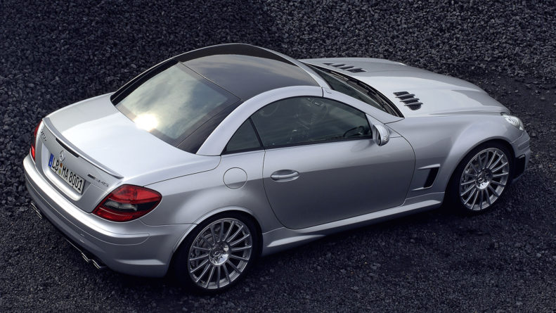 mercedes benz slk55 amg motorstars. Black Bedroom Furniture Sets. Home Design Ideas