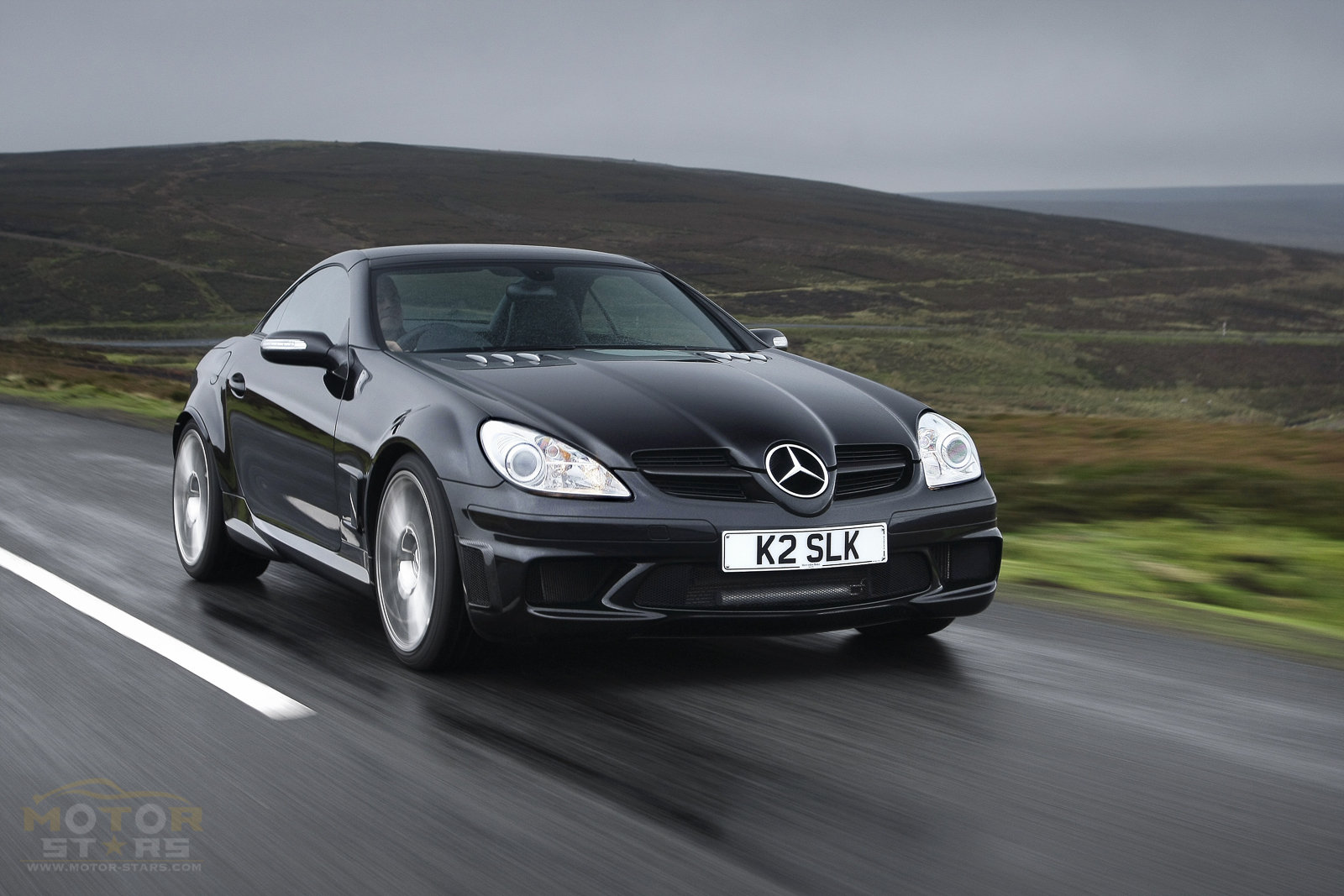 mercedes benz slk 55 amg buyers guide motorstars. Black Bedroom Furniture Sets. Home Design Ideas