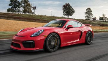 Porsche Cayman GT4 Buyers Guide