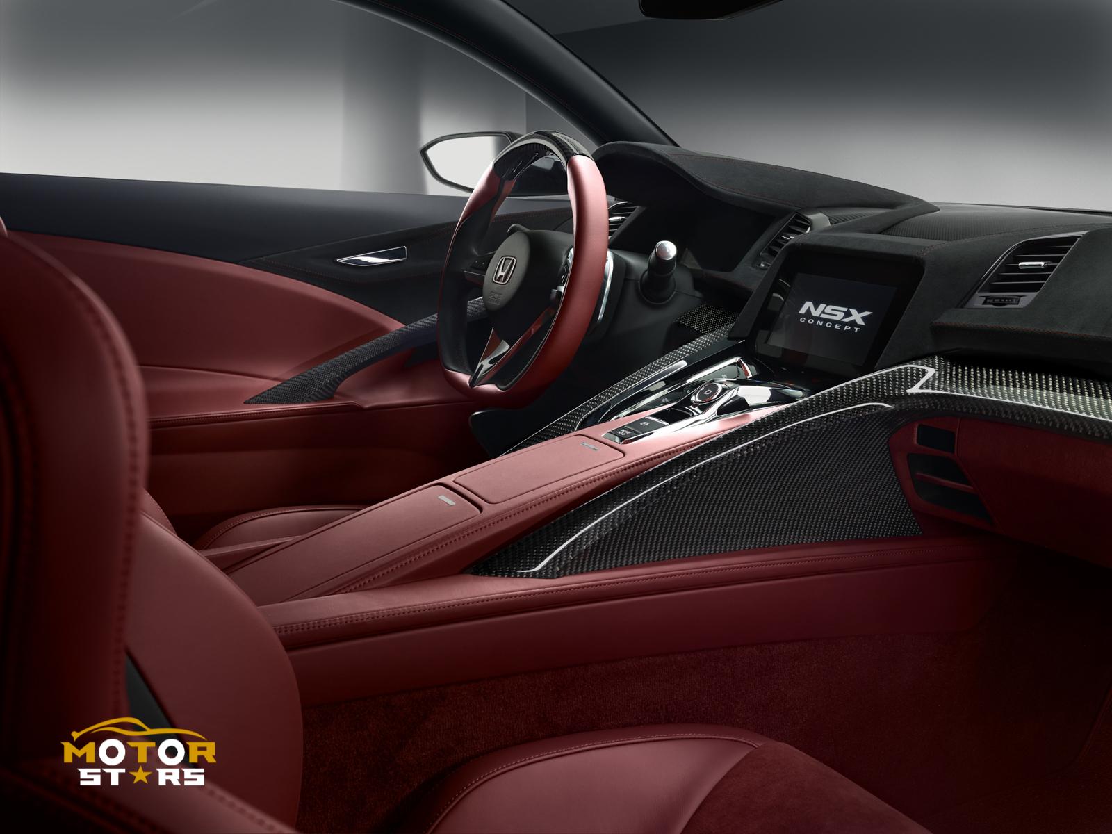 Honda Acura Nsx 2015 Hybrid Electric Supercar 19 2013 Concept Interior Details Motorstars