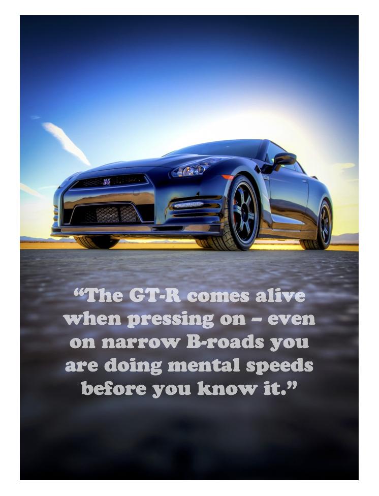 Motorstars Issue Twenty Five Nissan Gt R Quote Page Motorstars