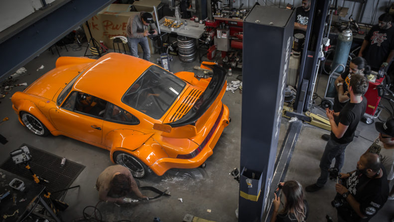Porsche Motorstars